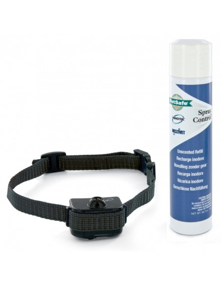 Little Dog Spray Bark Control