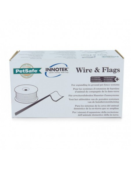 Extra Wire and Flags Kit