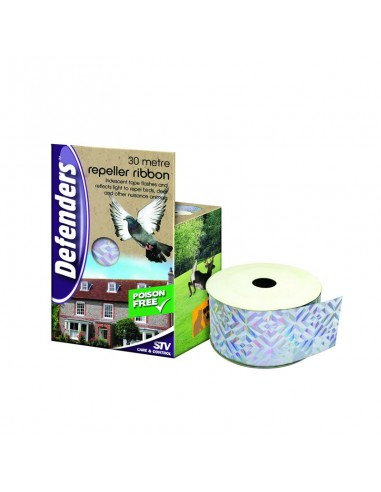 Holographic Repeller Ribbon