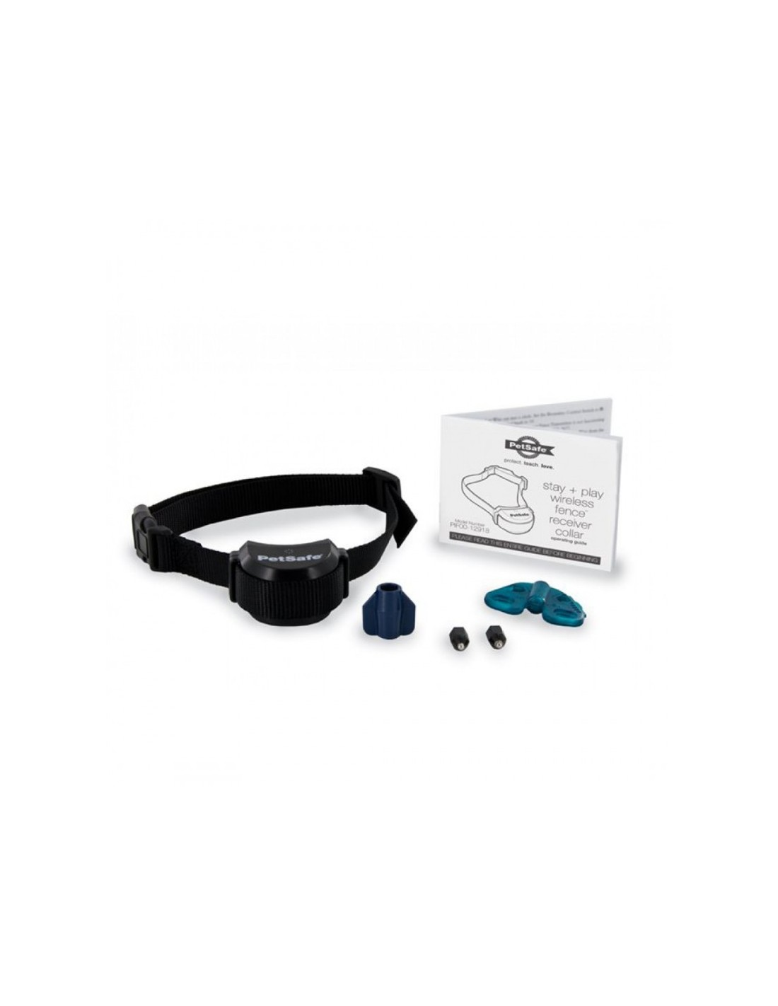 Electronic Dog Containment Collar Wireless