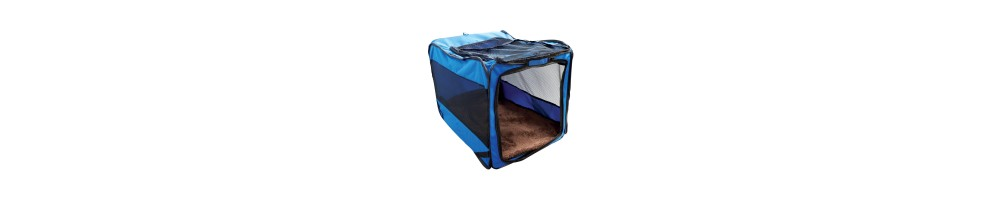 Foldable Car Kennel | In Car Dog Kennel